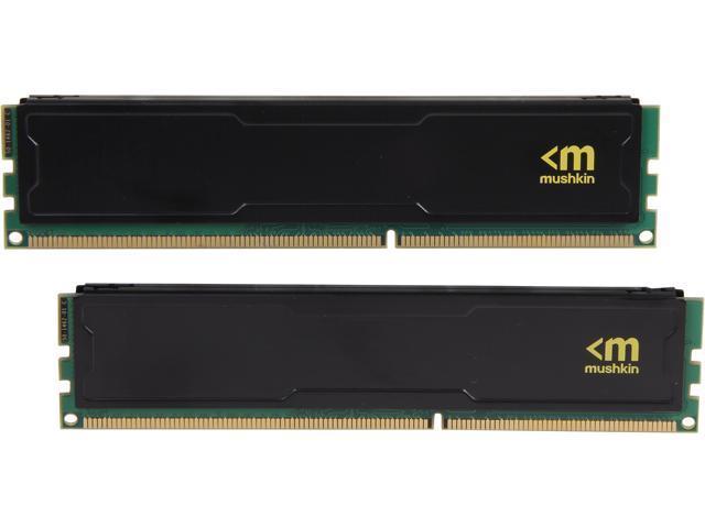 Mushkin Enhanced STEALTH 8GB (2 x 4GB) 240-Pin DDR3 SDRAM DDR3 1600 (PC3  12800) Desktop Memory Model 996995S - Newegg com