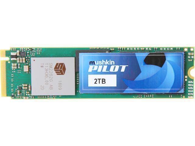 Mushkin Enhanced Pilot M 2 2280 2TB PCIe Gen3 x4 NVMe 1 3 3D TLC Internal  Solid State Drive (SSD) MKNSSDPL2TB-D8 - Newegg ca