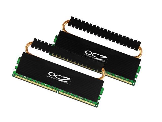 Ocz reaper hpc edition 4gb (2 x 2gb) 240-pin ddr2 sdram ddr2 800.