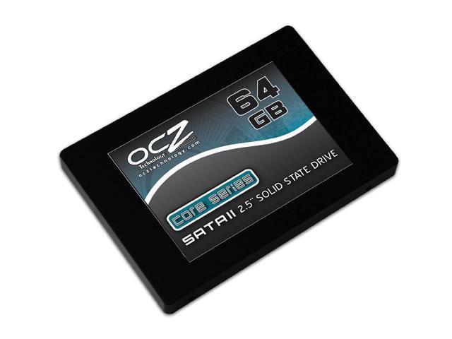 """SSD SATA2 2 Core Series *New* OCZ 2.5/"""" 64GB SATA II Internal Solid State Drive"""