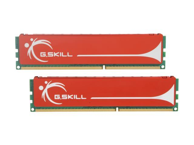 G.SKILL 2GB (2 x 1GB) 240-Pin DDR3 SDRAM DDR3 1066 (PC3 8500) Dual Channel Kit Desktop Memory Model F3-8500CL7D-2GBNQ