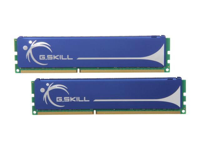 G.SKILL 4GB (2 x 2GB) 240-Pin DDR3 SDRAM DDR3 1333 (PC3 10600) Dual Channel Kit Desktop Memory Model F3-10600CL8D-4GBHK