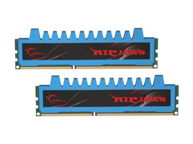 G SKILL Ripjaws Series 4GB (2 x 2GB) 240-Pin DDR3 SDRAM DDR3 1333 (PC3  10666) Desktop Memory Model F3-10666CL8D-4GBRM - Newegg com