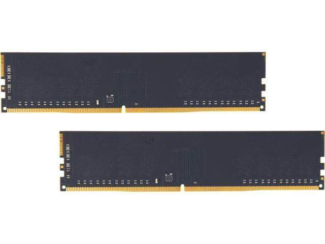 G.SKILL Value Series 16GB (2 x 8GB) 288-Pin DDR4 SDRAM DDR4 2666 (PC4 21300) Desktop Memory Model F4-2666C19D-16GNT
