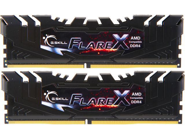 G.Skill Flare X Series 16GB (2 x 8GB) DDR4 3200 AMD Desktop Memory