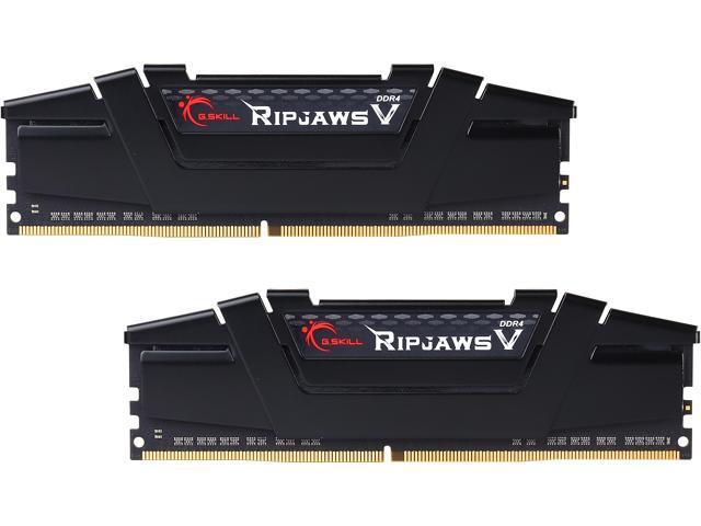 G.SKILL Ripjaws V Series 16GB (2 x 8GB) F4-3600C18D-16GVK
