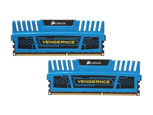 CORSAIR Vengeance 8GB (2 x 4GB) 240-Pin DDR3 SDRAM DDR3 2133 (PC3 17000) Desktop Memory Model CMZ8GX3M2A2133C11B