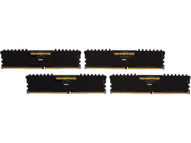 f268c5be CORSAIR Vengeance LPX 16GB (4 x 4GB) 288-Pin DDR4 SDRAM DDR4 2400