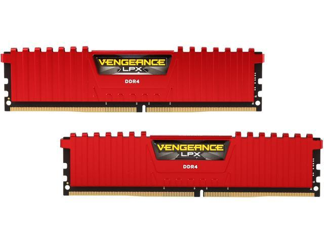 Corsair Vengeance Lpx 16gb 2 X 8gb 288 Pin Ddr4 Sdram Ddr4 2400