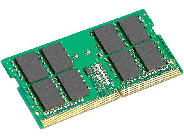 Kingston 8gb 1 X 8gb Ddr4 2400mhz Dram Notebook Memory 1 2v