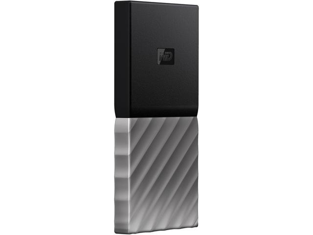 how to open a wd passport external drive
