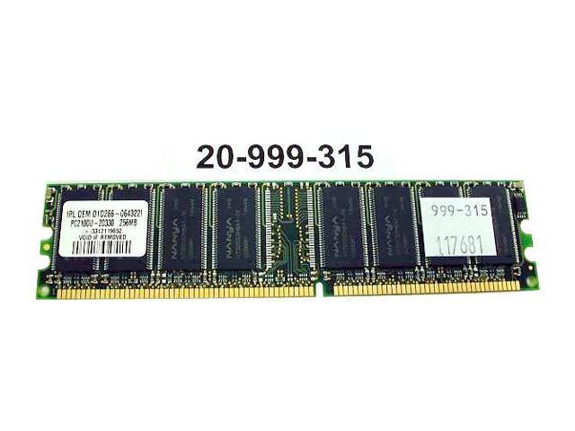 256mb stick lot of 20 pieces laptop ram pc 2100
