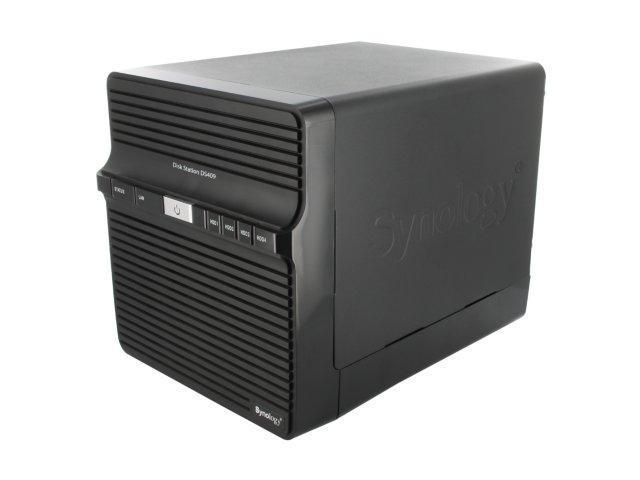 SYNOLOGY DS409 NAS DRIVERS DOWNLOAD (2019)