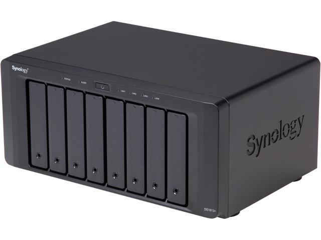 Synology DS1813+ Network Storage - Newegg com