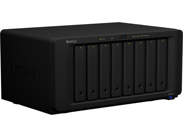 Synology 8 bay NAS DiskStation DS1819+ (Diskless)