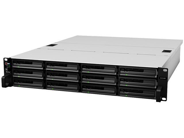 Synology RX1214 Diskless System Expansion Unit