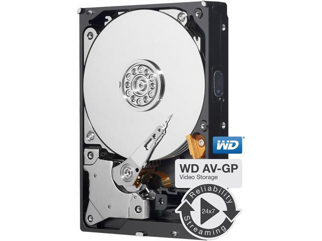 Western Digital AV-GP WD20EURS 2TB 64MB Cache SATA 3 0Gb/s 3 5