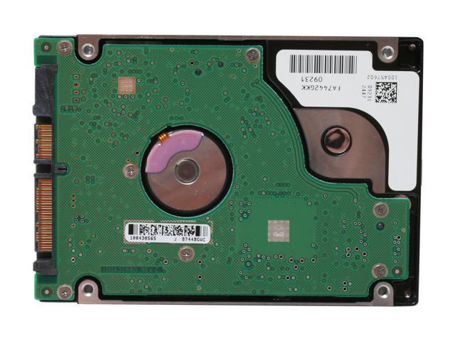 "Seagate Momentus 7200.2 ST9160823AS 160GB 7200 RPM 8MB Cache SATA 3.0Gb/s 2.5"" Notebook Hard Drive Bare Drive"