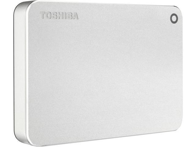 TOSHIBA 3TB Canvio Premium for Mac Hard Drives - Portable External USB 3 0  Model HDTW130XCMCA Silver - Newegg com