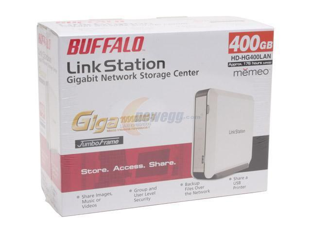 BUFFALO HD-H400LAN DRIVERS WINDOWS XP