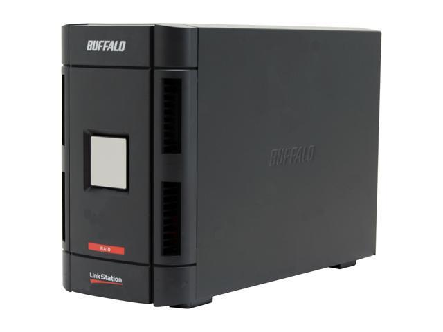 BUFFALO LS-W1.0TGL/R1 1TB LinkStation Pro Duo NAS