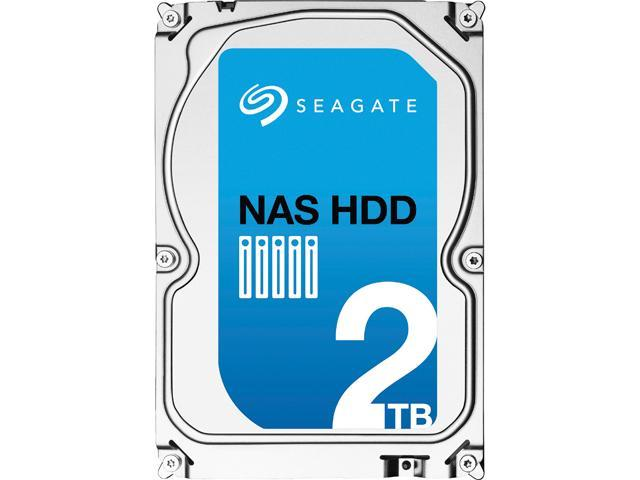 Seagate NAS HDD ST2000VN000 2TB 64MB Cache SATA 6 0Gb s 3 5