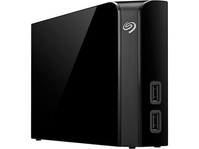 Seagate Backup Plus Hub 10TB USB 3.0 Desktop External Hard Drive