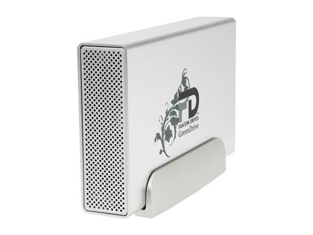 Fantom Drives GreenDrive Quad Interface 2TB 3 5
