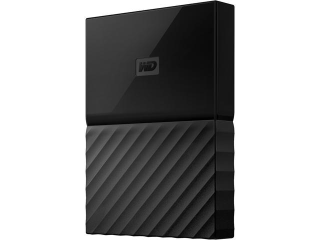 548913deebee WD 2TB My Passport Portable Hard Drive USB 3.0 Model WDBS4B0020BBK-WESN  Black