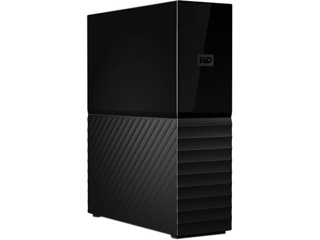 WD My Book 10TB USB 3 0 External Desktop Hard Drive Black - Newegg com
