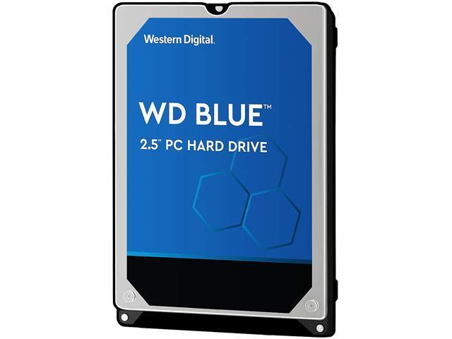 WD Blue 750GB Mobile 9 50mm Hard Disk Drive - 5400 RPM SATA 6Gb/s 2 5 Inch  - WD7500BPVX - Newegg com