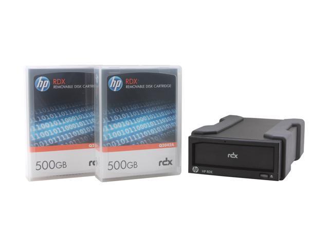 Hp Storageworks Q2042aa 1tb Black Zip Tape Drive