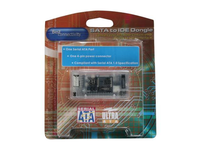 Syba SATA/IDE Adapter, Connect IDE Devices to SATA Port on Motherboard