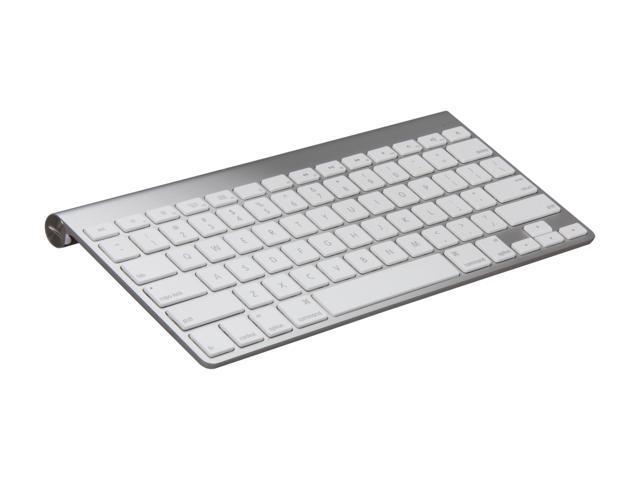 61f4b97f858 Apple Keyboard (OEM) Bluetooth - White (MC184LL/B)