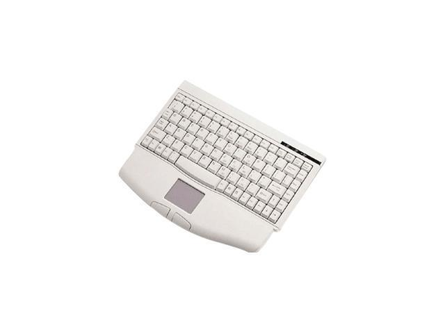 solidtek ack 540 white 88 normal keys usb mini keyboard with touch pad mouse included. Black Bedroom Furniture Sets. Home Design Ideas