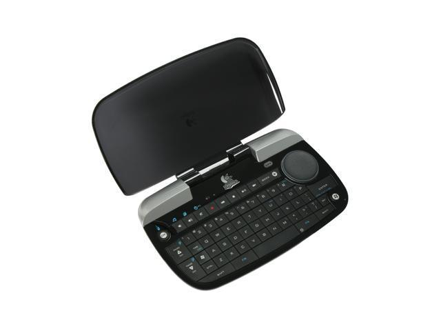 Logitech diNovo Mini Black Bluetooth Wireless Keyboard - Newegg com