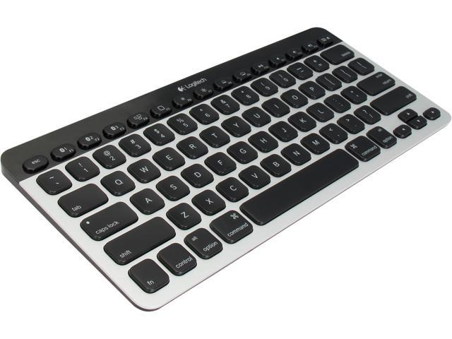 d0c5ccca729 Logitech Recertified 920-004161 Bluetooth Easy-Switch Keyboard K811  Bluetooth Wireless Slim Keyboard
