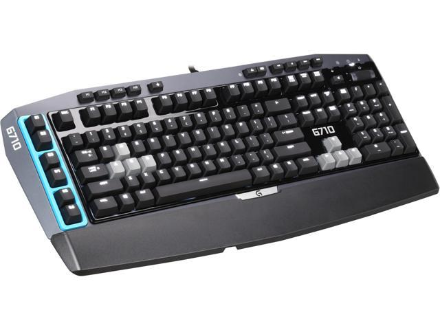 e27c5027499 Logitech G710 Mechanical USB Gaming Keyboard - Newegg.com