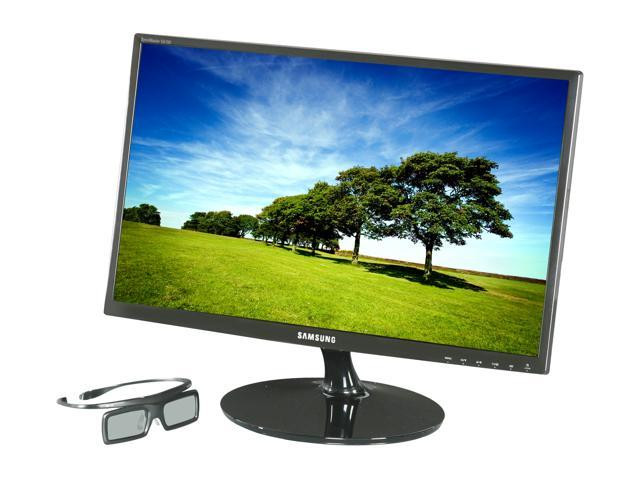 "SAMSUNG S23A700D 23"" Full HD 1920 x 1080 2 ms 120 Hz DVI, HDMI 3D Capable LCD Monitor"