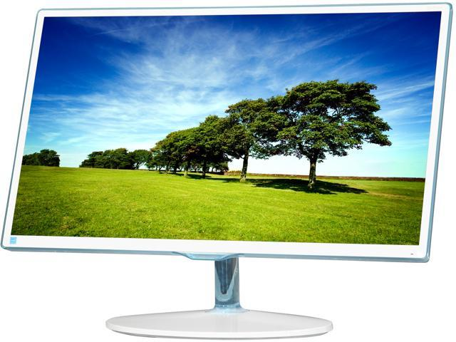 581aa6d7d SAMSUNG SD360 Series S24D360HL White High Glossy ToC 23.6 ...