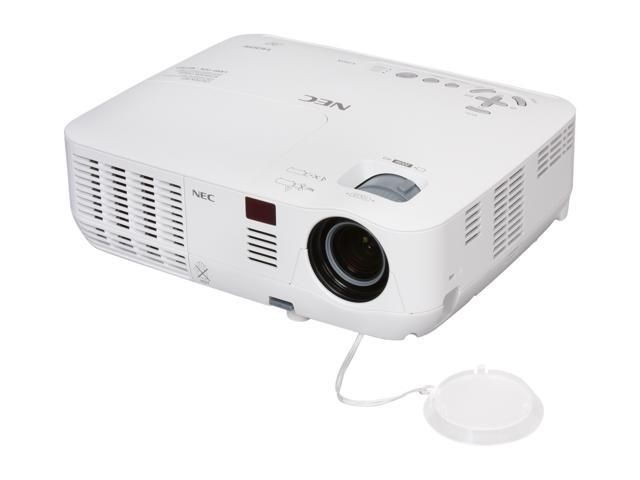 Refurbished NEC NP-V260X DLP HDMI Projector w//Remote