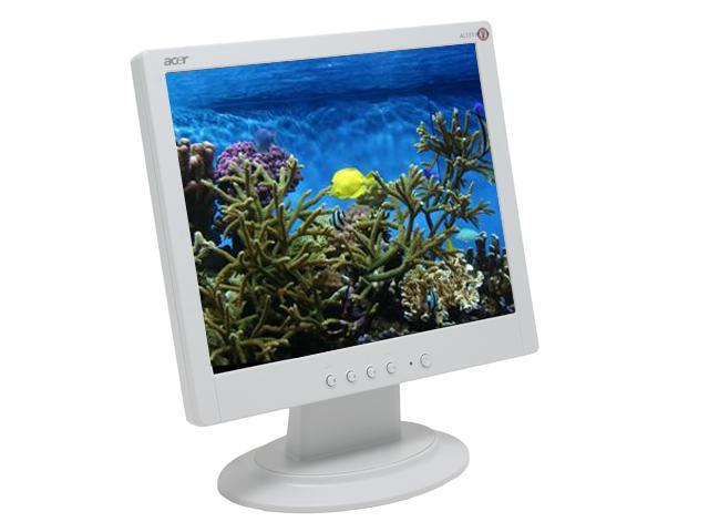 ACER MONITOR AL1511 DRIVERS DOWNLOAD (2019)