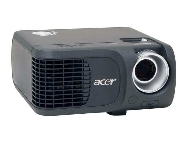 used very good acer pd120d xga 1024 x 768 2000 ansi lumens rh newegg com acer projector pd120d manual Acer Tablet Manual