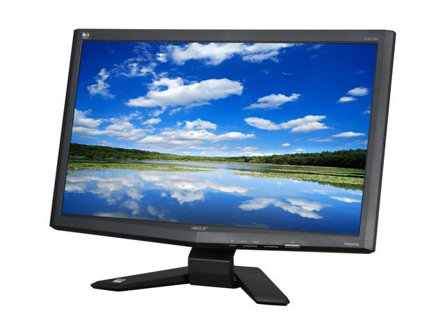 "Acer X213Hbid 21.5"" 5ms HDMI Widescreen Full HD 1080P LCD Monitor"