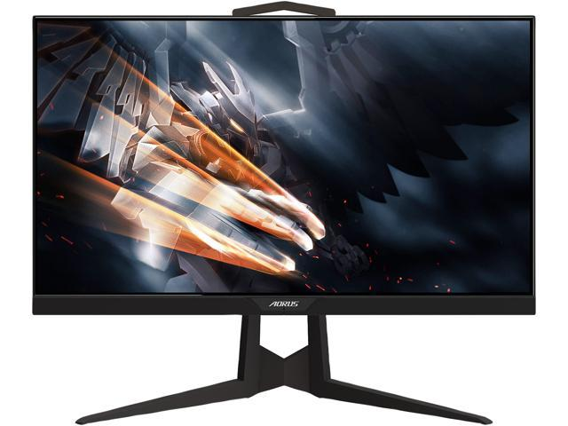 "AORUS KD25F 25"" Frameless eSports Grade Gaming Monitor, FHD 1080p, 100% sRGB Color Accurate TN/WLED Panel, 0.5ms ..."