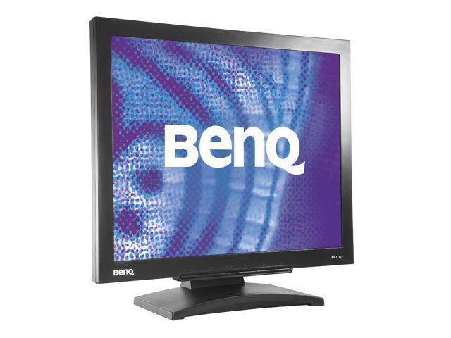 benq fp71g black 17 8ms lcd monitor 300 cd m2 500 1 newegg com rh newegg com
