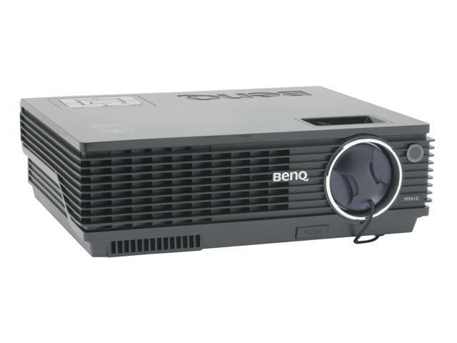 benq mp610 dlp personal home cinema projector newegg com rh newegg com MP610 Printer MP610 Manual