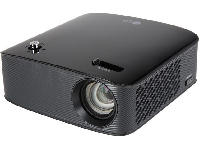 LG PH150G LED Projector with Bluetooth Sound, Screen Share and Built-in  Battery - Newegg com