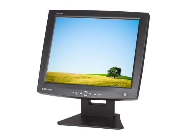 GATEWAY MONITOR FPD1730 DRIVER FREE