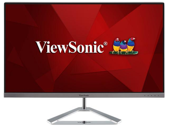 "ViewSonic VX2776-4K-mhd 27"" Ultra HD 3840x2160 4ms 2xHDMI DisplayPort Built-in Speakers Anti-Glare SuperClear IPS LED Monitor"